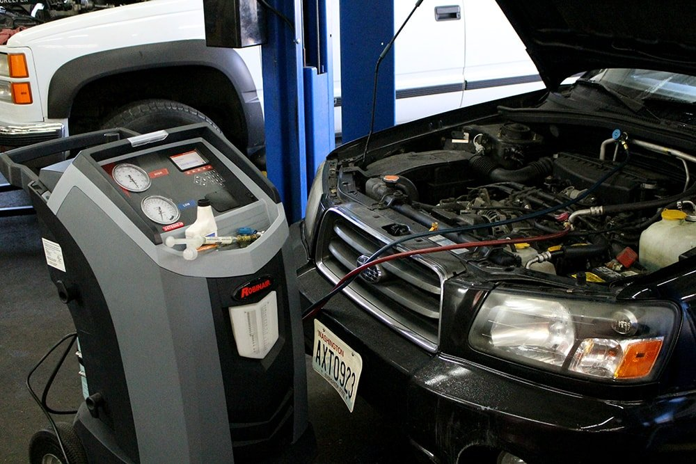 Air Conditioning - Lloyds Auto Clinic
